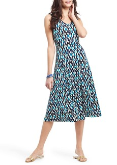 NIC + ZOE NIC+ZOE Riviera Print Dress