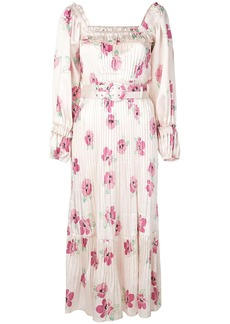 NICHOLAS floral day dress