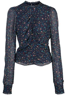 NICHOLAS floral print blouse