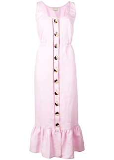 NICHOLAS front button Garden dress