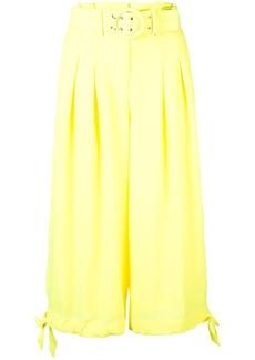 NICHOLAS high-waisted culottes