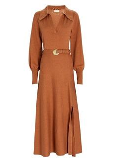 NICHOLAS Katya Cotton-Wool Sweater Dress