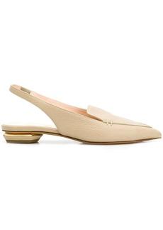 Nicholas Kirkwood 18mm Beya slingback shoes