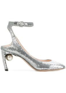 Nicholas Kirkwood Lola pearl pumps
