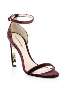 Nicholas Kirkwood Mira Faux Pearl Stiletto Sandals