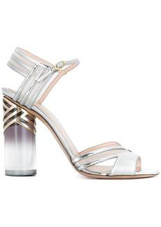 Nicholas Kirkwood 105mm Zaha sandals