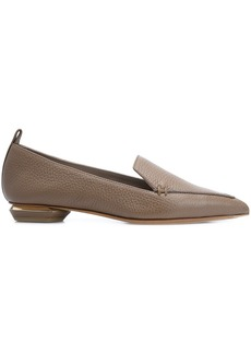 Nicholas Kirkwood 18mm Beya loafers - Brown