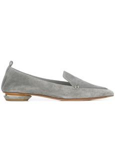 Nicholas Kirkwood 18mm Beya loafers - Grey