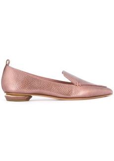 Nicholas Kirkwood 18mm Beya loafers - Pink & Purple