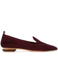 Nicholas Kirkwood 18mm Beya loafers - Red