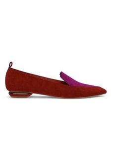 Nicholas Kirkwood Beya loafers - Red