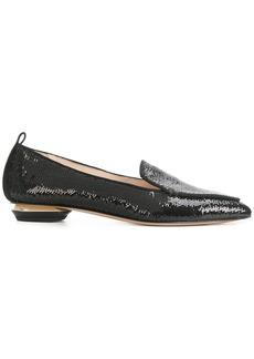 Nicholas Kirkwood Beya loafers - Black