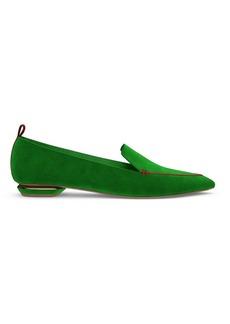 Nicholas Kirkwood Beya loafers - Green