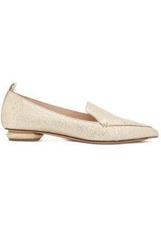 Nicholas Kirkwood Beya loafers - Metallic