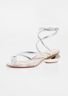 Nicholas Kirkwood Beya Maxi 45mm Sandals