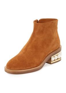Nicholas Kirkwood Casati Pearly Ankle Boot