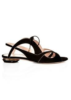 Nicholas Kirkwood Eclipse flat sandals