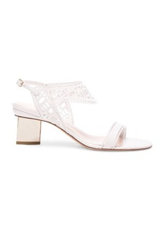 Nicholas Kirkwood Leather Leda Sandals