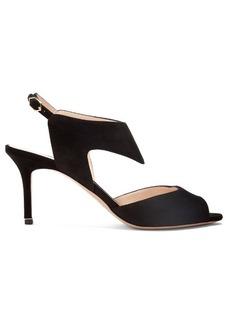 Nicholas Kirkwood Leda suede slingback sandals