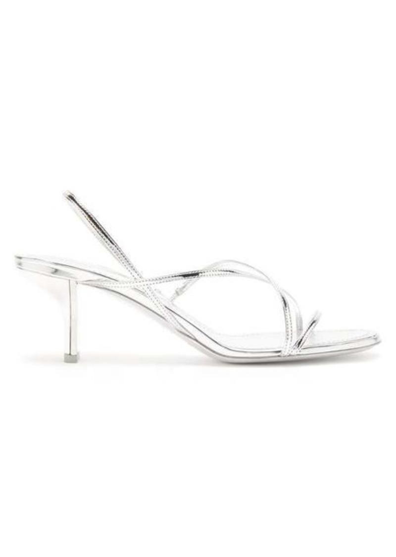 Nicholas Kirkwood Leelo metallic-leather sandals