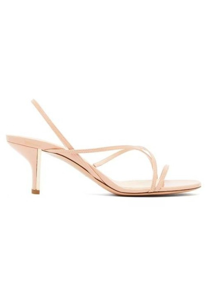 Nicholas Kirkwood Leelo patent-leather sandals