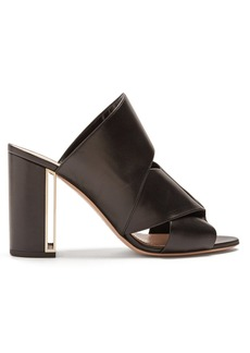 Nicholas Kirkwood Nini leather mules
