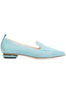 Nicholas Kirkwood 18mm Beya loafers - Blue