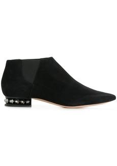 Nicholas Kirkwood Suzi Low Chelsea boots - Black