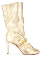 Nicholas Kirkwood stiletto heel boots
