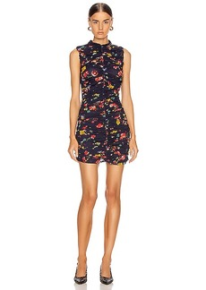 NICHOLAS Gathered Mini Dress