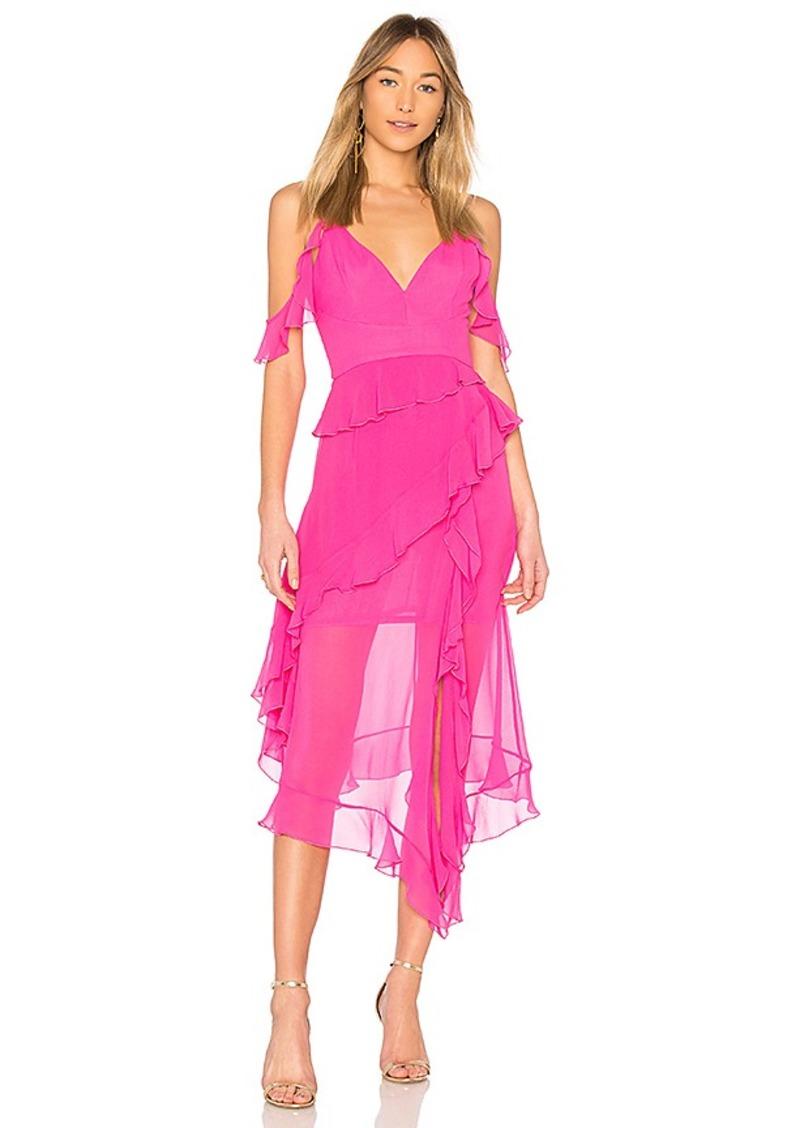 258694570ca NICHOLAS NICHOLAS Georgette Maxi Dress