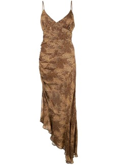 NICHOLAS silk evening dress