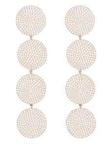 Nickho Rey Teggy Rose Gold Earrings