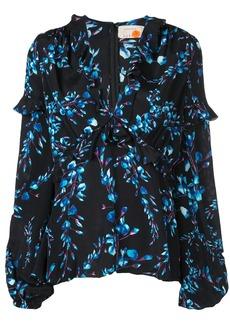 Nicole Miller Blossom blouse