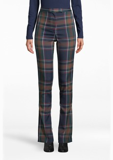 Nicole Miller Blueway Plaid Pant