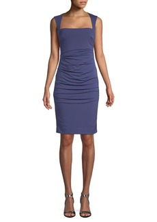Nicole Miller Felicity Sleeveless Sheath Dress
