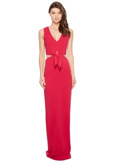 Nicole Miller Grayson Structured Heavy Jersey Gown