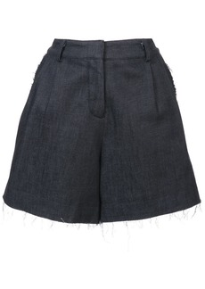 Nicole Miller high-waisted shorts
