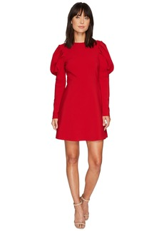 Nicole Miller Karli Bold Shoulder Dress