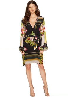 La Plage By Nicole Miller Saint Tropez Embellished Dress