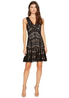 Nicole Miller Lace Combos Fit and Flare