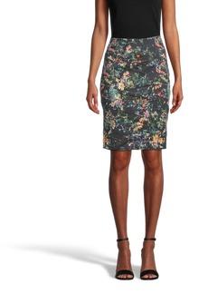 Nicole Miller Moonlit Garden Nina Skirt