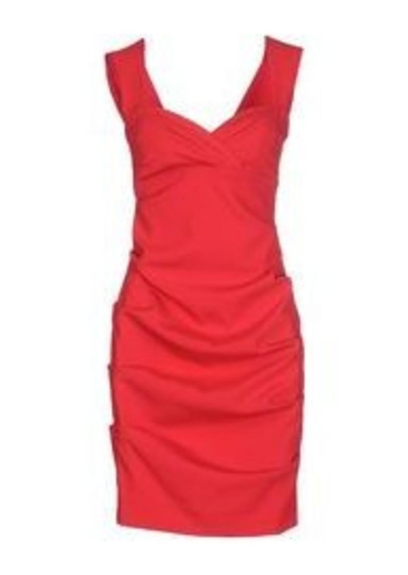 NICOLE MILLER - Short dress
