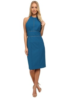 Nicole Miller Alister Halter Party Dress