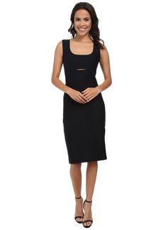 Nicole Miller Bandage Tank Dress w/ Keyhole