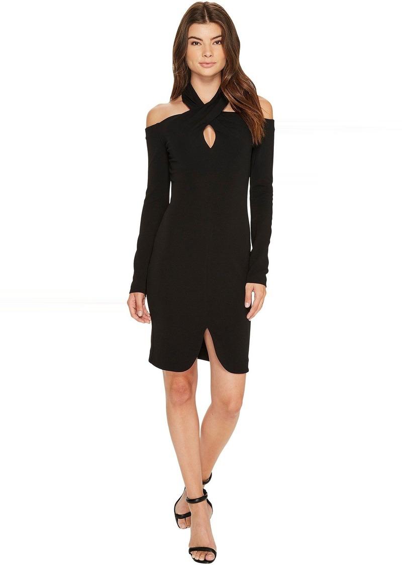 Nicole Miller Beatrix Halter Dress
