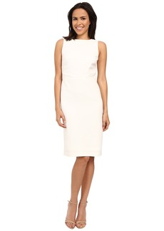 Nicole Miller Blanche Techy Back Detail Dress
