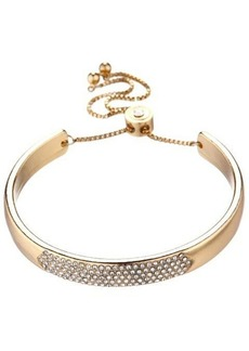 Nicole Miller Bracelet with Center Glass Accents