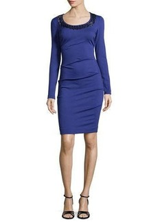 Nicole Miller Candace Ponte Dress