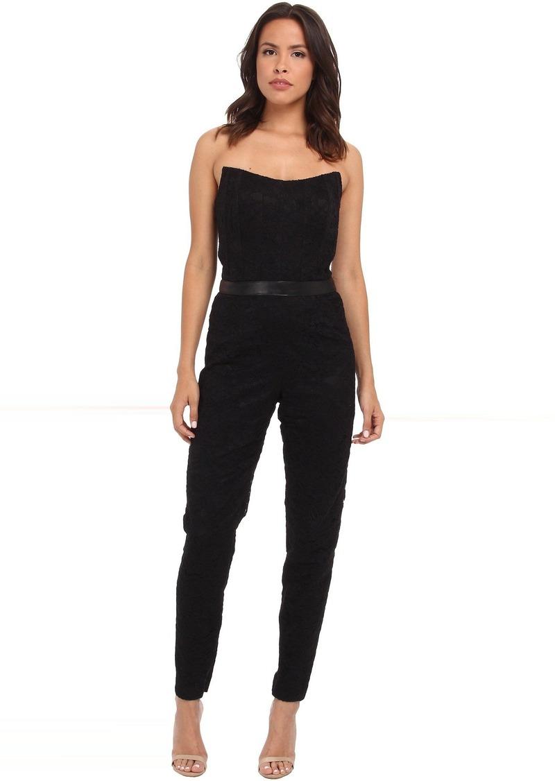 Nicole Miller Corded Lace Jumpsuit